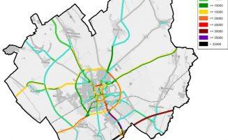 Dopravný model – návrhová časť